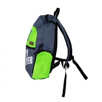 Bagpack HP JR Grey/Lime