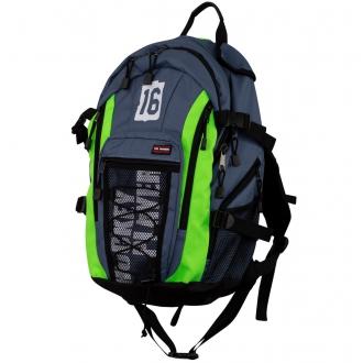 Bagpack HP SR Grey/Lime