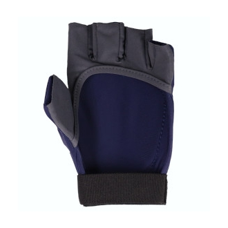 HP Gloves Elite Pro Left Navy/Grey
