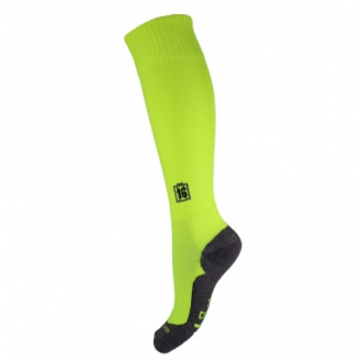 Chaussettes HP Fluo Uni Yellow