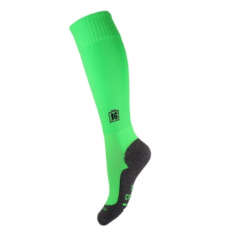 Chaussettes HP Fluo Uni Green