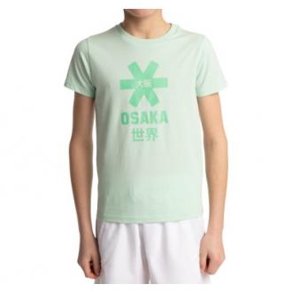 Kids Tee Neo Mint Star Geyser Green