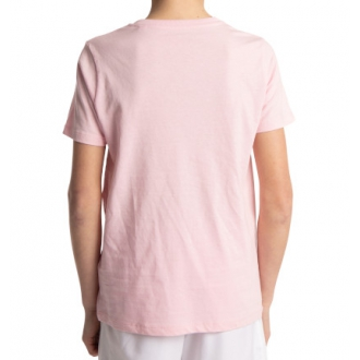 Kids Tee Platic Pink Star Cotton Pink