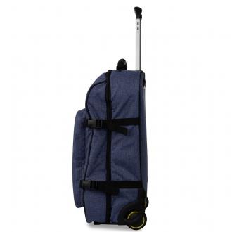 Trolley Bag HP16 Navy/Silver