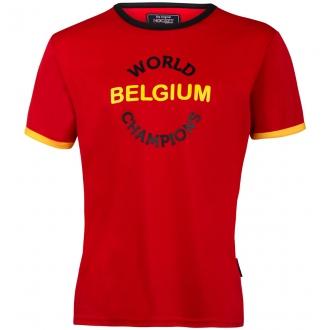 Warming T-Shirt Men Belgium