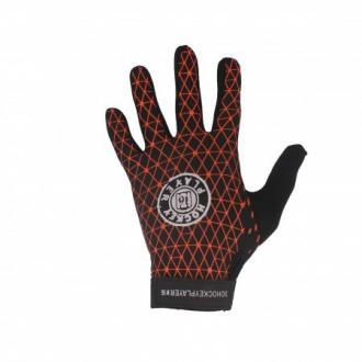 HP Winter Gloves Pro Black/Orange